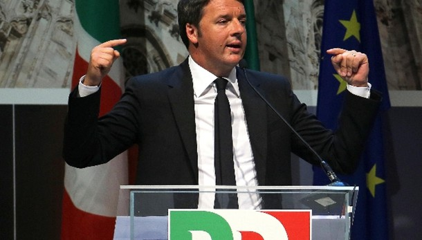Renzi, Unioni civili legge entro l'anno