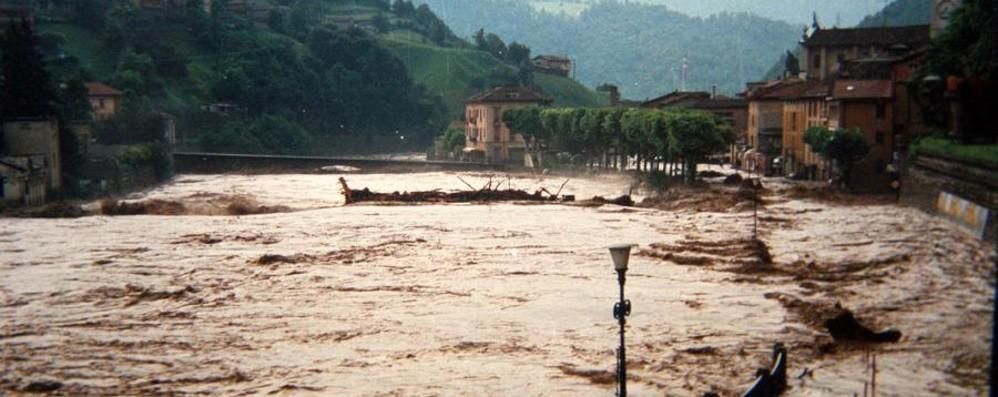 Val Brembana, 18 luglio 1987 La tragedia dell'alluvione - Foto e video