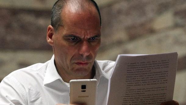 Varoufakis, l'Agreekment fallirà