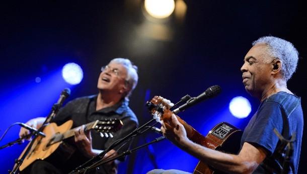 Veloso-Gil, il Maracanà a Umbria jazz