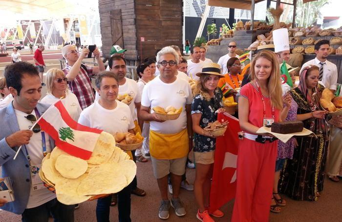 La Giornata del Pane a Expo