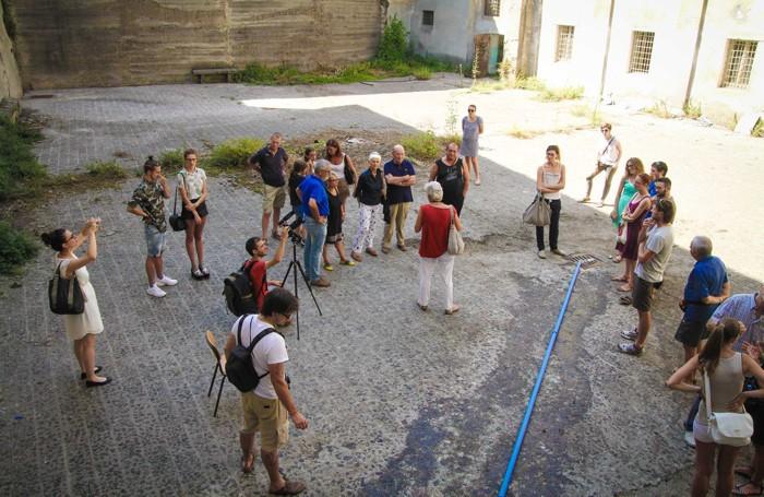 La visita a Sant'Agata
