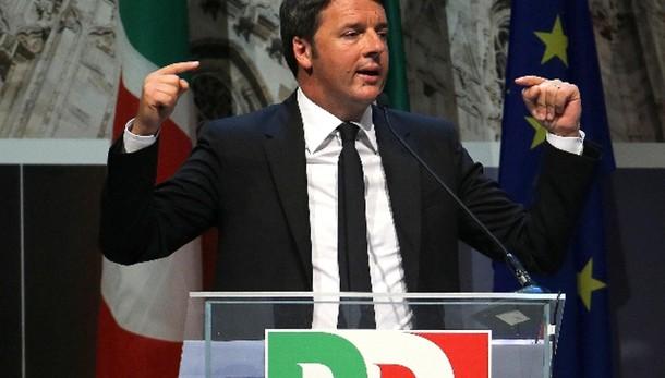 Renzi, giù tasse patto con Italiani