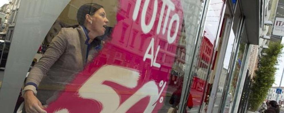 Confesercenti: i saldi grande occasione Ma cala il numero dei negozi: - 4,6%