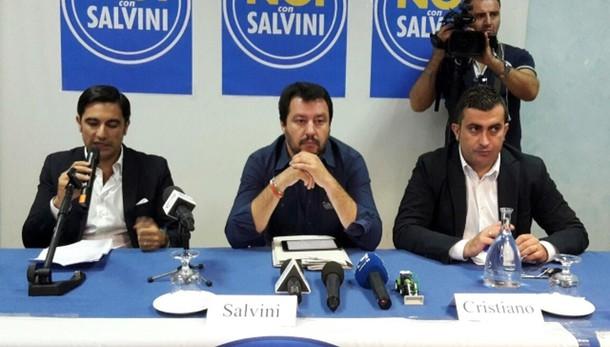 Salvini, al suolo campi rom abusivi