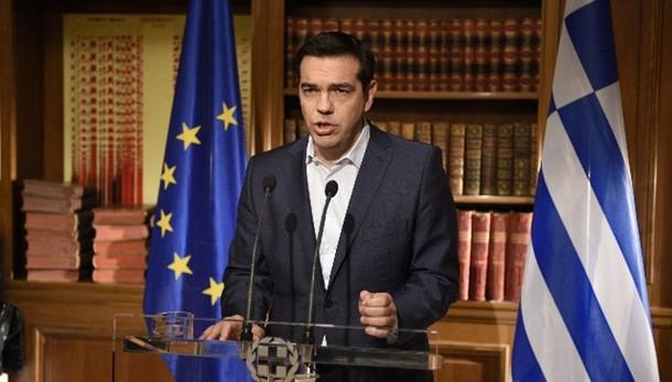 Tsipras: accordo 48 ore dopo referendum