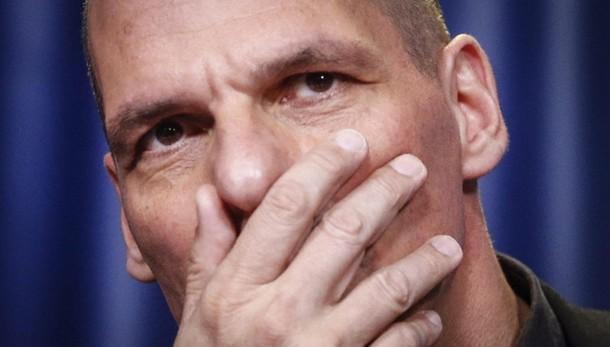 Varoufakis, mi dimetto se vince sì