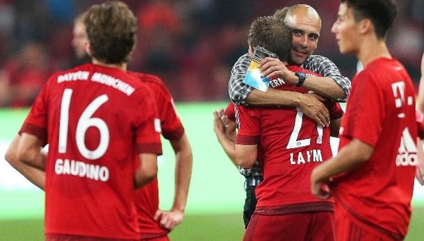 Amichevole: Bayern Monaco-Inter 1-0