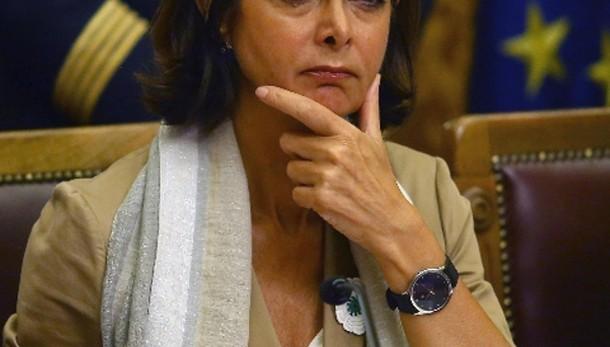 Boldrini, è fermo l'ascensore sociale