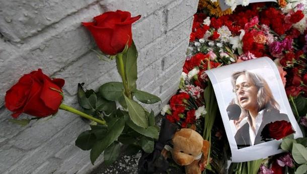 Giornale Politkovskaia rischia chiusura