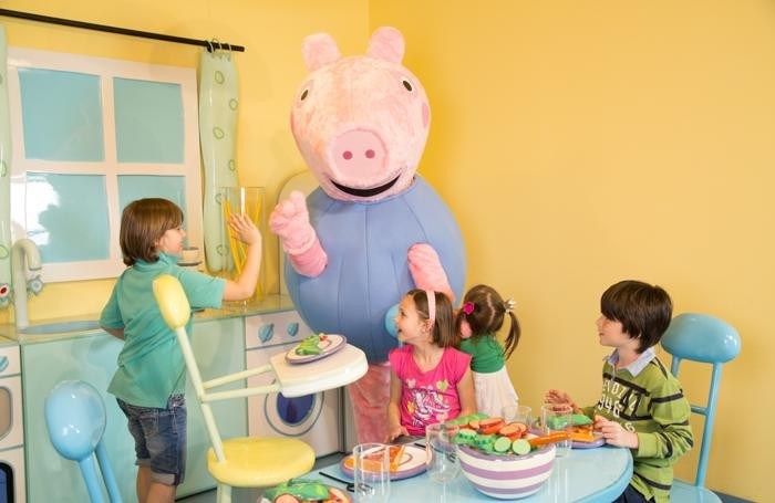 Peppa Pig è a Leolandia