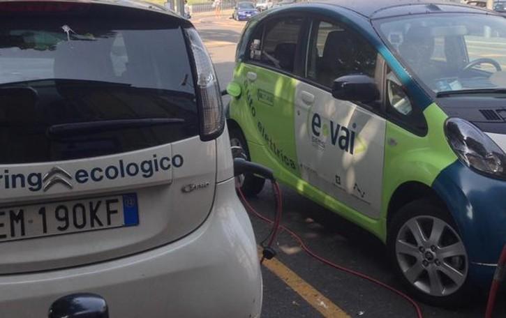 Parte da Bergamo il futuro di espansione dei veicoli green
