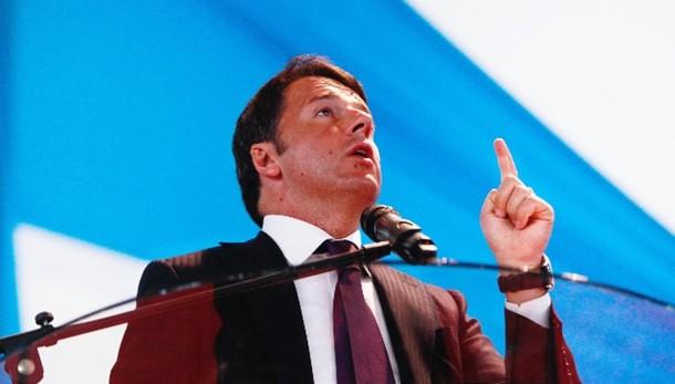 Renzi arrivato in Israele
