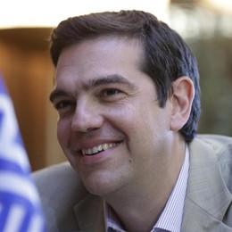La giacca nuova di Tsipras