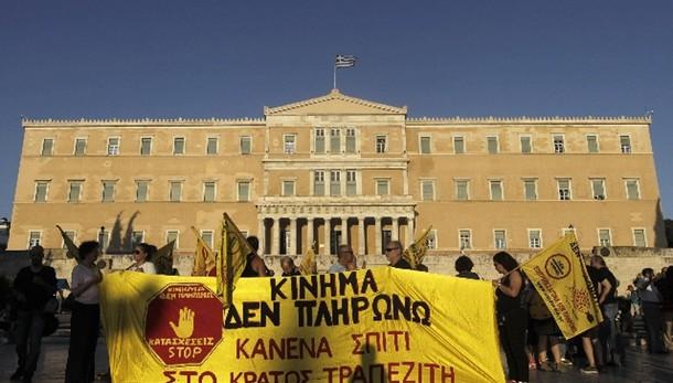 Ue: soddisfacente 2.o voto Grecia