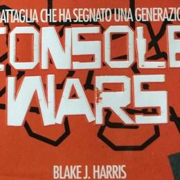 Console Wars, la sfida  di Super Mario e Sonic