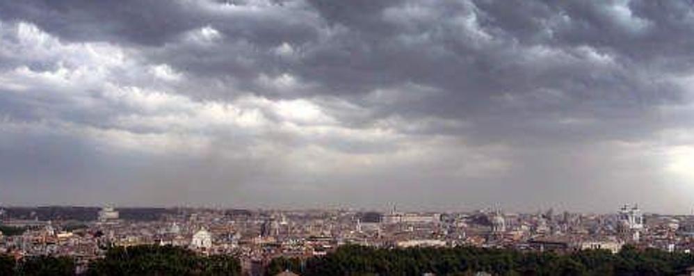 Meteo: temporali in arrivo stasera Isolati ma anche di forte intensità