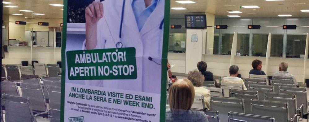 Sanità, liste d'attesa più lunghe Per molti esami si va oltre i 90 giorni