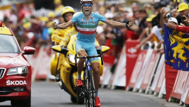 Tour de France: riecco Nibali