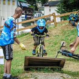 A Orobie Bike Fest famiglie e campioni Val Brembana a tutto pedale - video e foto
