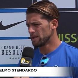 Atalanta, intervista a Stendardo