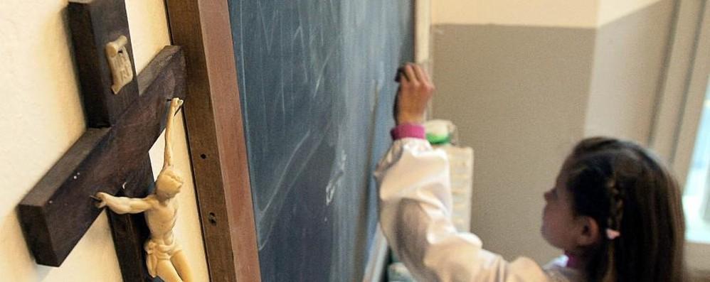 Ici per le scuole religiose paritarie? La Regione: scongiureremo la chiusura