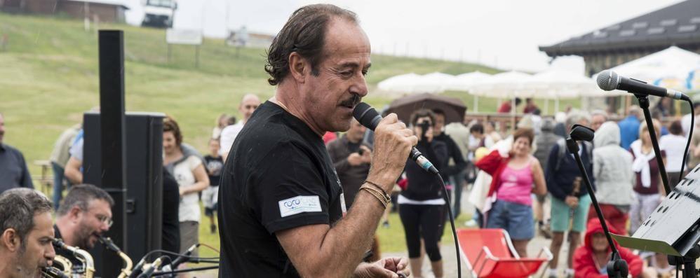 Lopez domenica a Foppolo Canterà jazz al rifugio Montebello