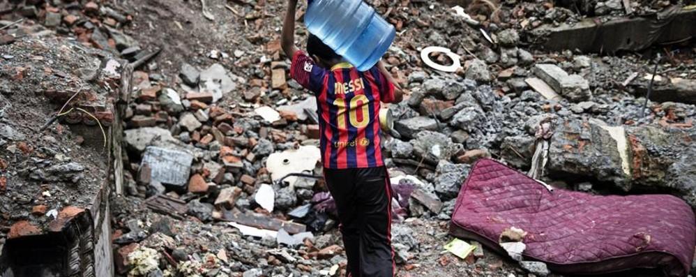 Tre mesi dal terremoto in Nepal Il Cesvi: molte  scuole ancora inagibili
