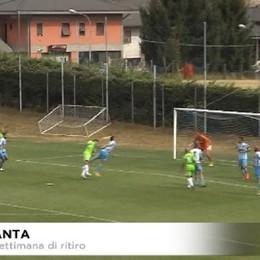 Atalanta, i gol delle amichevoli