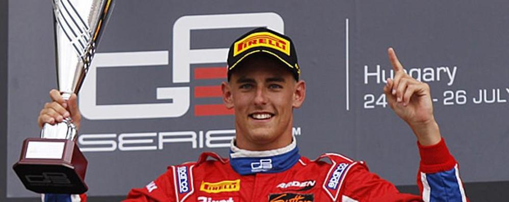 Gp3: Ceccon da urlo a Silverstone Vince ed Ecclestone gli fa i complimenti