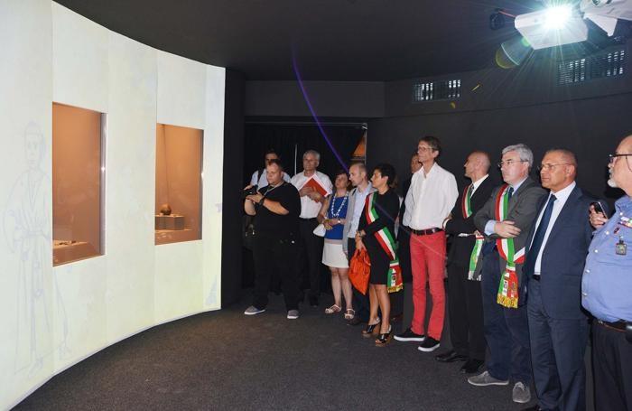 Il nuovo museo nel castello di Pagazzano