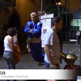 Sarnico - Torna la magia del Busker Festival
