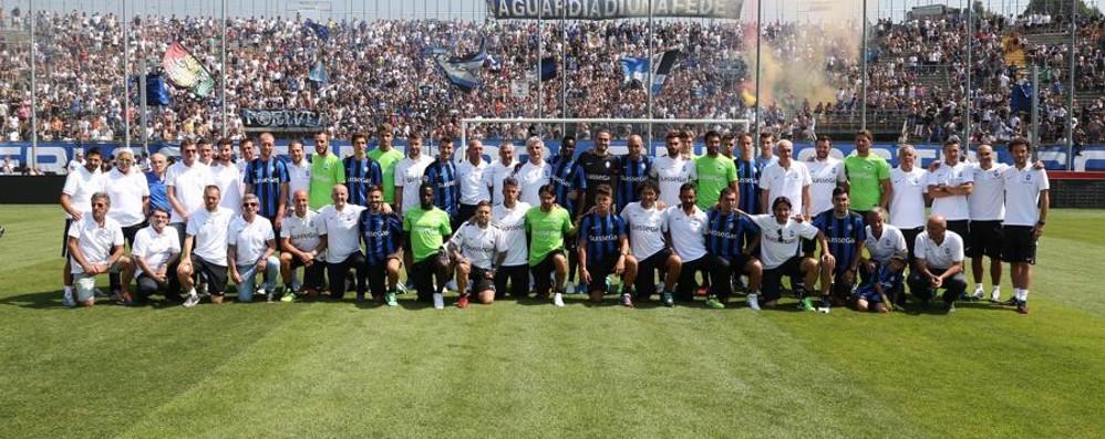 Atalanta, debutto a San Siro con l'Inter La prima in casa contro il Frosinone