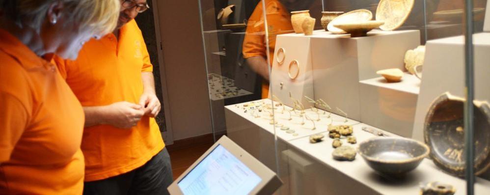 Ecco i tesori trovati sotto Tav e Brebemi Anteprima del museo a Pagazzano - foto