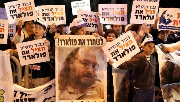 Israele-Usa: Pollard libero a novembre