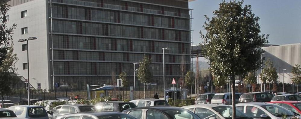 Parcheggi ospedale: 500 nuovi posti Costo 1,7 milioni. Lavori in due anni