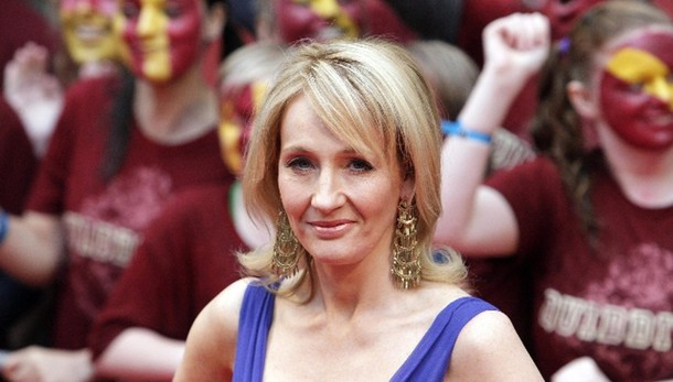 Rowling, 50 anni maga di Harry Potter
