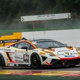 Team Bonaldi Motorsport ok a Spa Vittoria per Kajala, bis per Perel-Vera