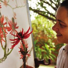 «Dal Brasile trasformo la natura in un'opera d'arte»