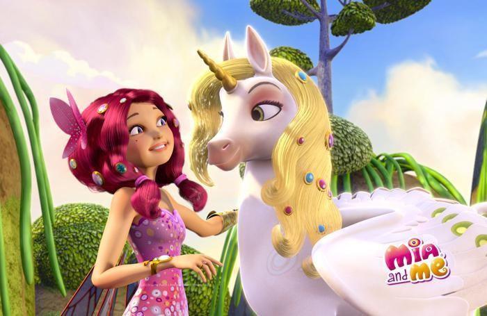 I personaggi di Mia and Me