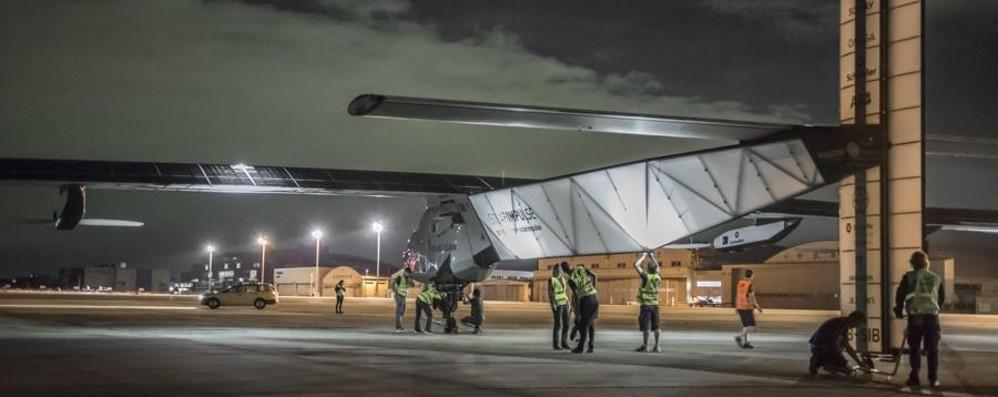 Con le rinnovabili si cambia il mondo Volo di 7.200 km a propulsione solare