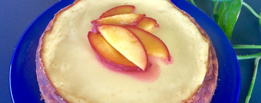 Estate, voglia di cheesecake Provatela con yogurt e frutta