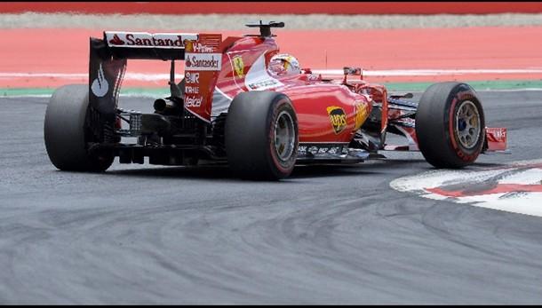 F1: Gb, ancora Rosberg miglior tempo