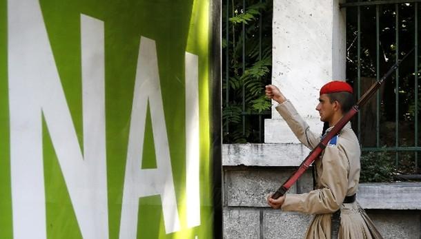 Grecia: Domenica Sel in piazza per No