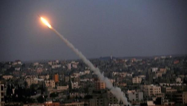 Israele: un razzo caduto nel Neghev