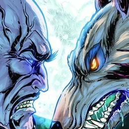 Winter, lupo mannaro alla rovescia Luca Tiraboschi dalla Tv ai fumetti