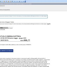 Enel, continuano le finte mail Attenti al virus che circola in Rete