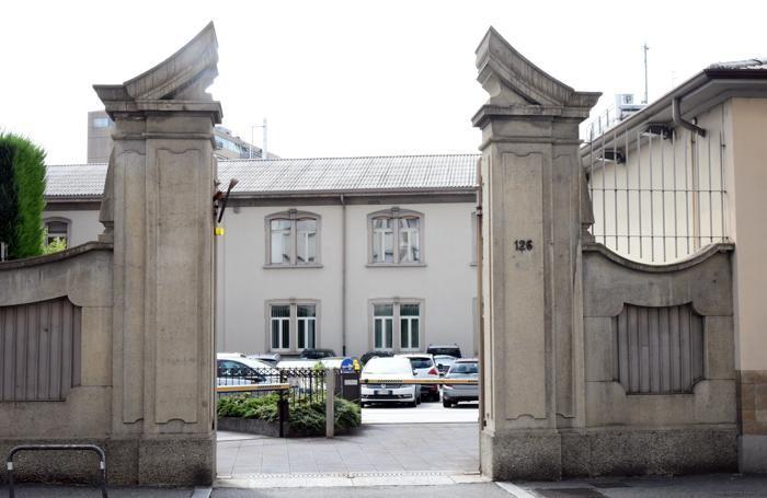 La sede di Italcementi a Bergamo