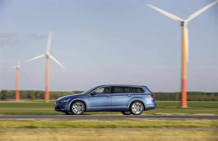 La Volkswagen Passat Gte ibrida