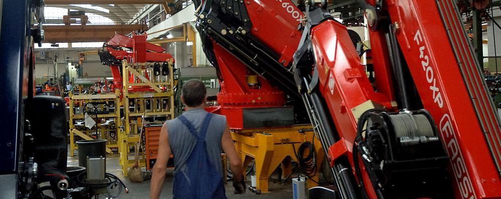 Produzione industriale e occupazione Arriva qualche segnale incoraggiante